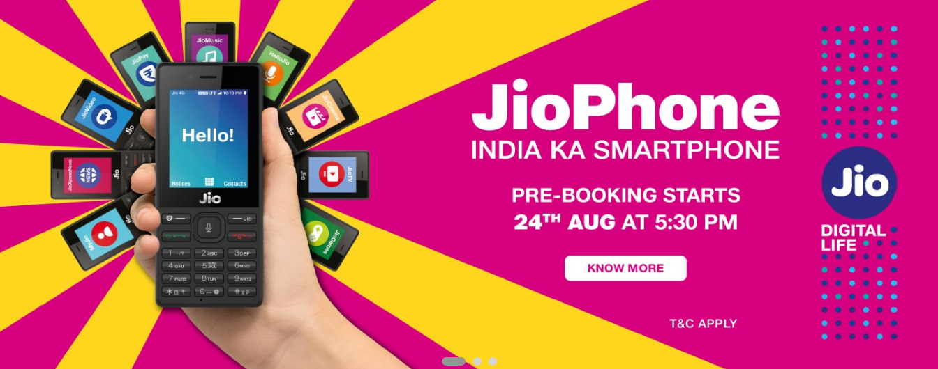 Reliance Jio Mobile Registration Form 2019 - 2020 Apply Hurry Now