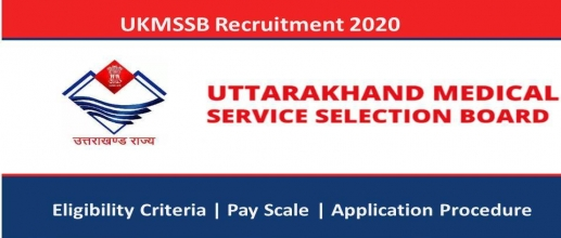 UKMSSB Recruitment 2019 - 2020 for Medical Officer at ukmssb.org