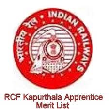 Rail Coach Factory Results 2019 - 2020 announce Apprentice