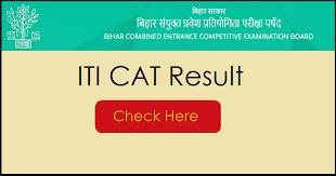 Bihar ITI Result 2019 - 2020 Check Bihar ITICAT Merit List, Cut Off