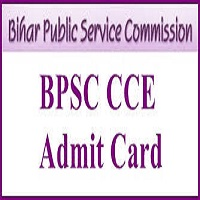 BPSC Preliminary Exam Admit Card 2019 - 2020 Released at bpsc bih